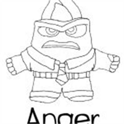 anger angry coloring page free inside out coloring pages 20 free printable inside out coloring pages