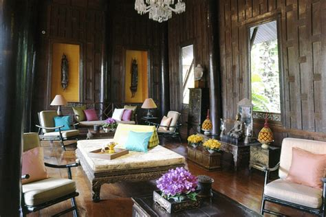 vicente wolf on a colorful thai home my favorite room wsj