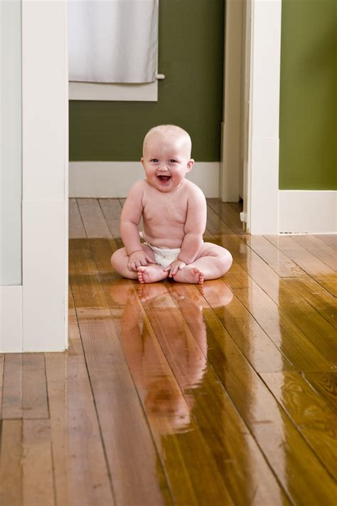 Baby Clean Floor by Hardwood Floor Cleaning An Affordable Alternative To