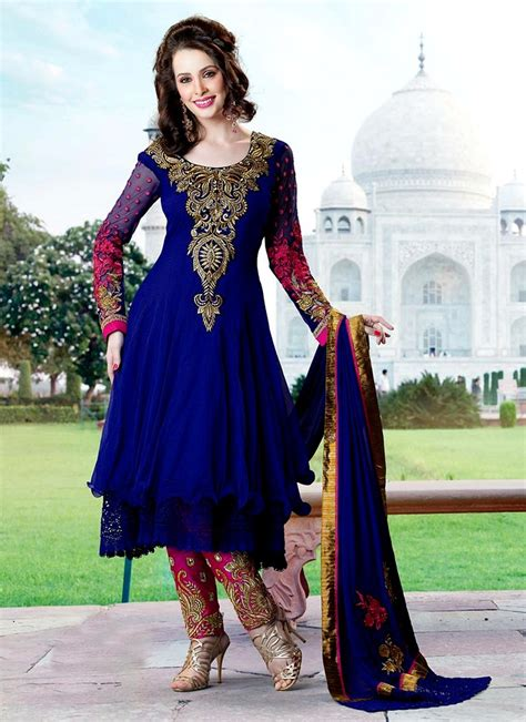 design clothes online india fashion and styles new anarkali suits collection indian