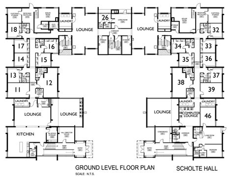 college dorm floor plans floor plans cus life