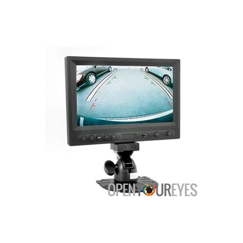 Lcd Monitor 8 Inch 8 inch lcd touchscreen monitor av vga hdmi car kit headrest monitors dvd players