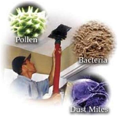 microorganisms in home and indoor work environments diversity health impacts investigation and second edition books air duct cleaning marvin air and heat
