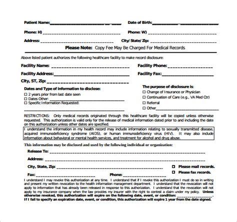 medical records release letter template lv crelegant com