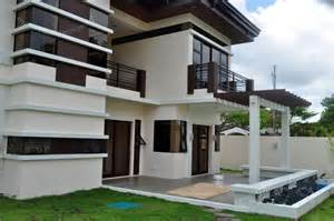 modern two storey house designs philippines 2 story house plans photos philippines