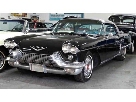 1957 cadillac eldorado for sale 1957 cadillac eldorado brougham for sale classiccars
