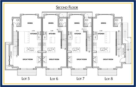 2 5 car garage plans redmond floor plans 5 8