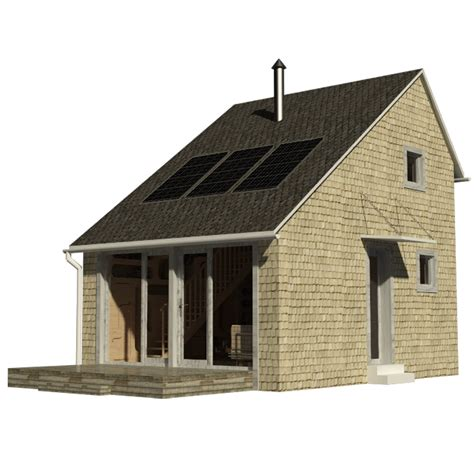 small a frame house plans small saltbox house plans