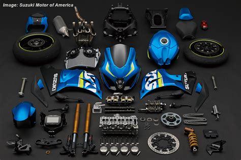 Shockbreaker Katana 2017 Suzuki Gsx R1000 Concept Preview Motorcycle Usa