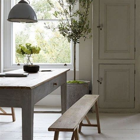 bench industrial style victorian terrace livingdining