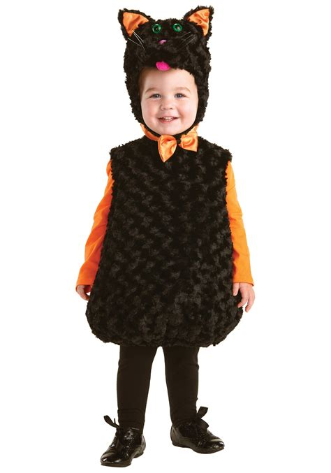 cat costume toddler black cat costume