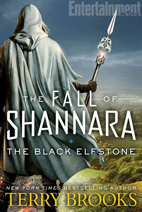 terry brooks ending shannara series the black elfstone