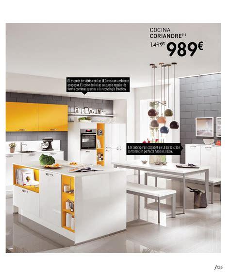 nuevas cocinas en catalogo conforama  imuebles