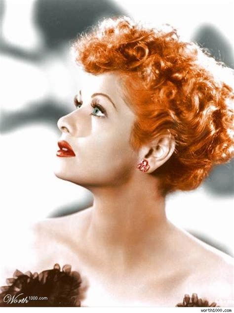 lucy ball we redheads lucille ball