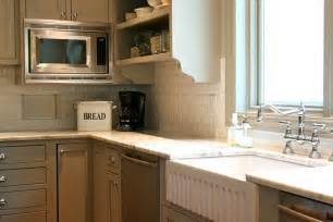 Fieldstone Kitchen Cabinets by Gray Green Kitchen Cabinets Transitional Kitchen