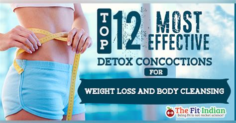 Most Effective Detox Cleanse by Top 12 Most Effective Detox Drink Recipes For Weight Loss