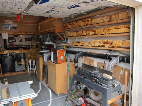 garage woodworking shop layout wood working garage six finger firemen woodworking wood