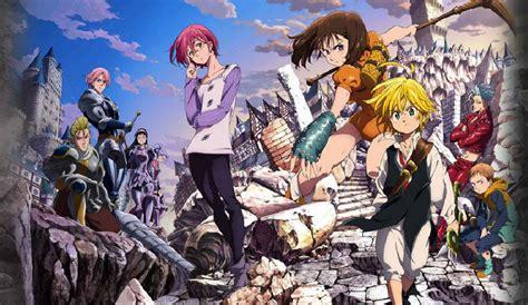 the seven deadly sins 1 seven deadly sins the when seven deadly sins season 2 will actually release