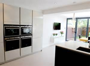 Kitchen On A Budget Ideas kingston flat roof extension 01 urban jungle