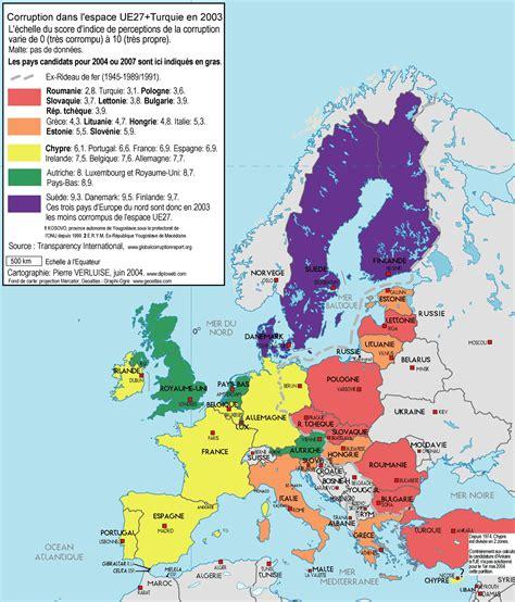 le si鑒e de l union europ馥nne diploweb com g 233 opolitique de l union europeenne carte de