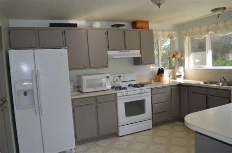 Paint Kitchen Units White Kitchen Kitchen Cabinets Grey Laminate Kitchen Cabinets
