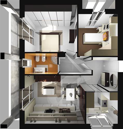 come arredare una casa di 60 mq ricavare la seconda in 60 mq cose di casa