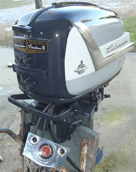 10 hp outboard motor for sale 1956 30 hp evinrude lark outboard antique boat motor for sale