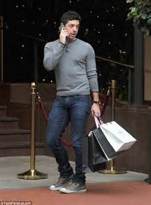 Top Dan Pant Boy Clpp8711 rory mcilroy swaps golf clubs for shopping bags in dublin with fiance erica stoll daily mail