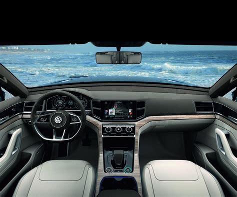 volkswagen interior 2017 volkswagen touareg release date specs