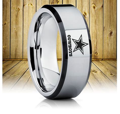Wedding Rings Dallas by Dallas Cowboys Tungsten Wedding Band Dallas Cowboys