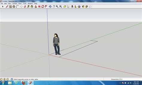 sketchup layout feet and inches how to use google sketchup for room layouts redesigns