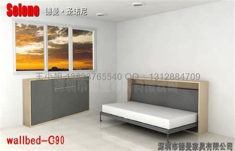 Twin Wall Bed 壁床折叠床隐形床五金配件 F120 德曼 183 圣诺尼 中国 广东省 生产商 卧室家具 家具 产品