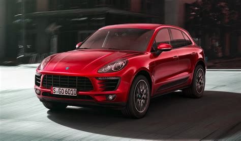 Downsize Home base porsche macan coming in 2014 with four cylinder
