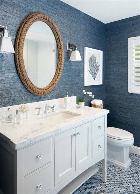 navy and white bathroom 25 best ideas about blue white bathrooms on pinterest blue kitchen tile inspiration