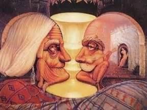 Sofa Davinci 15 Awesome Optical Illusions In Salvador Dali Paintings