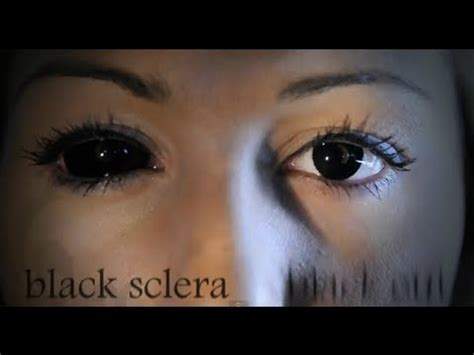 colored contacts for halloween youtube