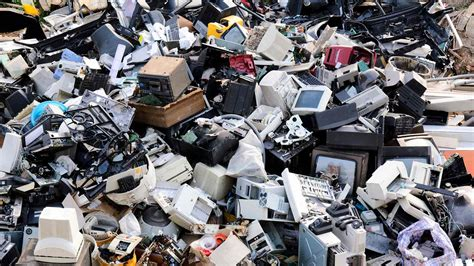 electronic waste  waste recycling disposal facts