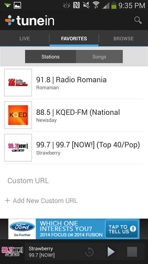 tunein radio app android free veecubed community 12 25 13