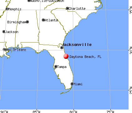 florida memorial cus map map of daytona world map 07