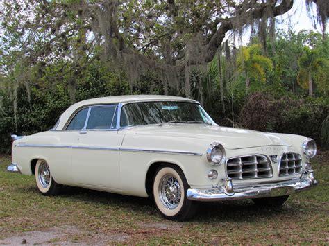 Chrysler Inc by 1955 Chrysler C300 Hardtop Vintage Motors Of Sarasota Inc