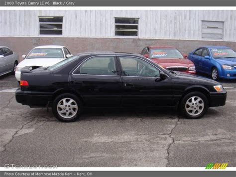 2000 Toyota Camry Le V6 2000 Toyota Camry Le V6 In Black Photo No 25312140