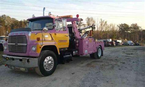 used heavy duty wrecker ford heavy duty wrecker tow truck 1978 wreckers