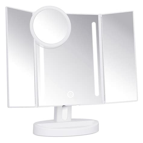 conair reflections led lighted collection mirror conair reflections home vanity collection wallpaper