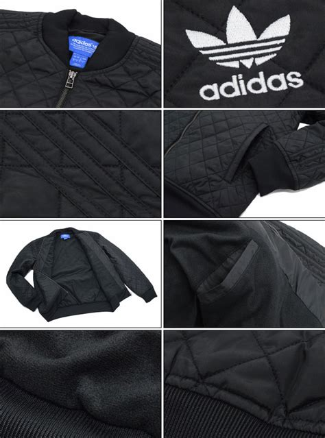 Jaket Adidas Stripe Sing Big Size field rakuten global market adidas adidas jacket s quilted track top black