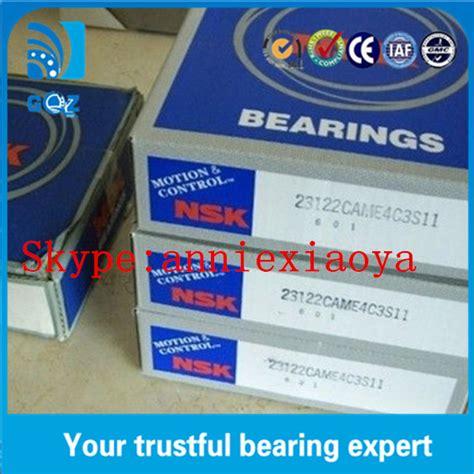 Spherical Roller Bearing 22209 Eake4 Nsk chrome steel spherical roller bearings