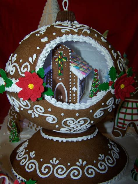 191 best different things made out of gingerbread images