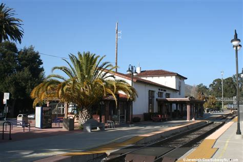 san luis obispo ca amtrak pacific surfliner coast