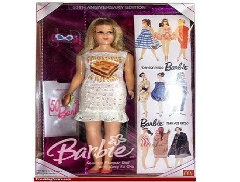 weird barbie dolls