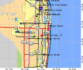 map of palm springs florida palm springs florida fl 33461 profile population maps