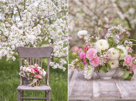 Wedding Bouquet Crabapple Tree by Crabapple Inspiration Shoot Flower Farm Flower And Flowers